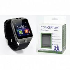CONCEPTUM Smartwatch DZ09+ GR - ΠΛΗΡΩΣ ΕΞΕΛΛΗΝΙΣΜΕΝΟ