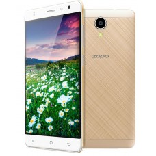 "ΚΙΝΗΤΟ ZOPO COLOR C5i ZP567 5.0"" DUAL SIM 3G 1GB/16GB GOLD VGR + SCREEN PROTECTOR + HANDS FREE"